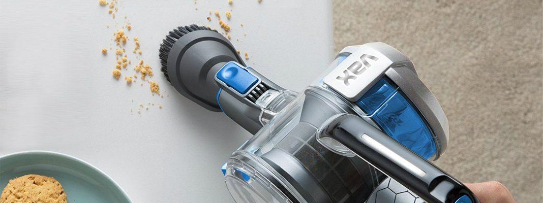 ledningsfri støvsuger test