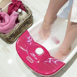 fodbad mod hård hud